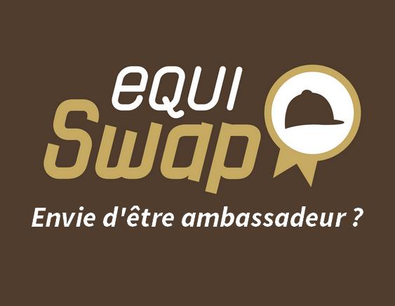 Equiswap recrute des ambassadeurs !