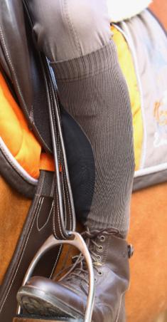 chaussette équitation